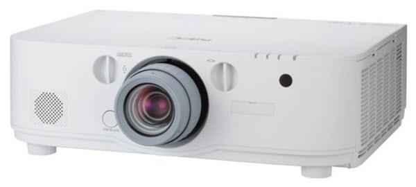 NEC PA672W Projector