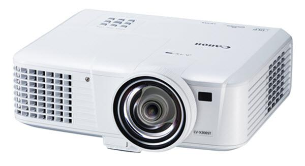 Canon LV-WX300ST Projector