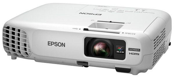 Epson Europe EB-W18 Projector