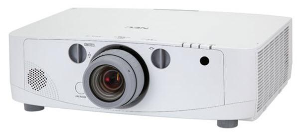 NEC PA571W-13ZL Projector