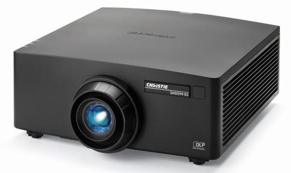 Christie DHD555-GS-Black Projector