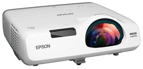 Epson Europe EB-535W Projector