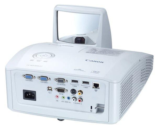 Canon LV-WX300UST Projector