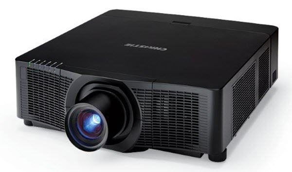 Christie LW651i-D Black Projector