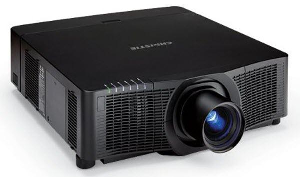 Christie LW751i-D Black Projector