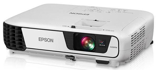 Epson Home Cinema 640 Projector