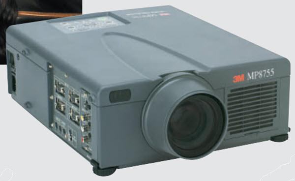 3M MP8755 Projector
