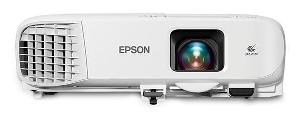 טוב מאוד Epson Europe Projectors: Epson Europe EB-2042 3 LCD projector TK-68