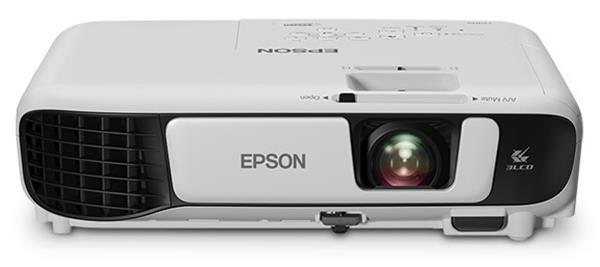 Epson Europe EB-W42: Lamp Life Comparison