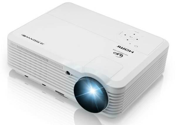Caiwei A7-WIFI Projector