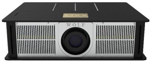 Wolf Cinema TXF-1700 Projector