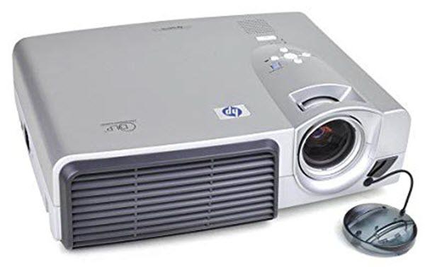 HP vp6110 Projector