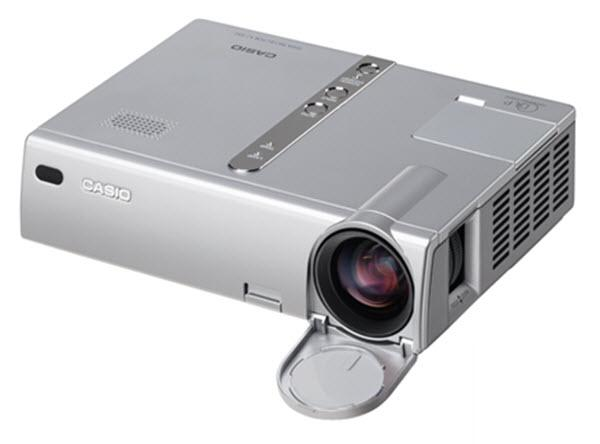 Casio XJ-350 Projector Specifications