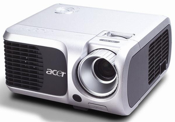 Acer PD100 Projector