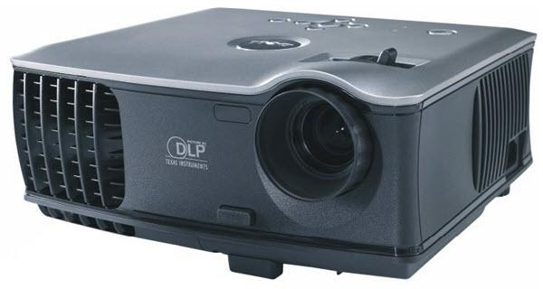 Dell Projectors: Dell 1800MP DLP projector