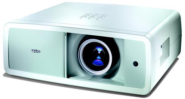 Sanyo PLV-Z2000 Projector