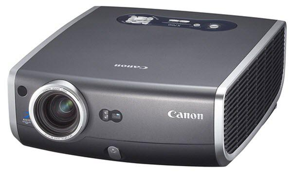 Canon REALiS X700 Projector