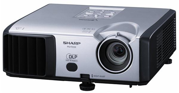 Sharp PG-F212X-L Projector