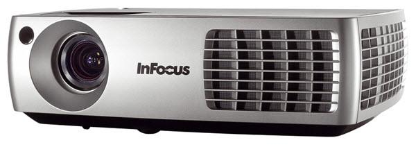 InFocus IN3102 Projector