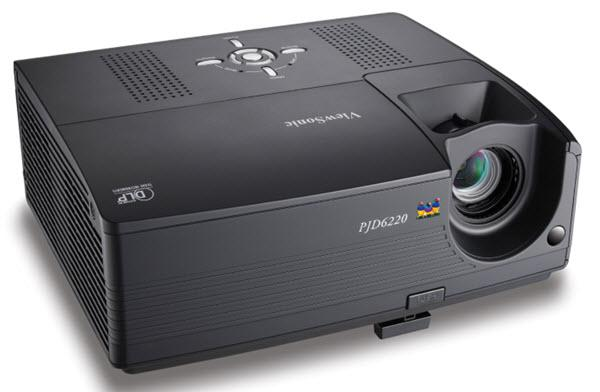 ViewSonic PJD6220 Projector