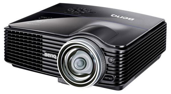 BenQ MP776 ST Projector