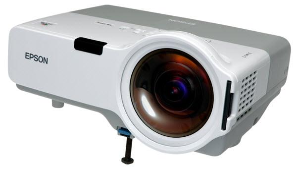 Epson Europe EB-410W Projector