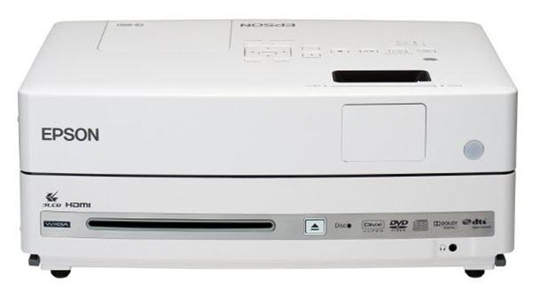 Epson Europe EB-W8D Projector