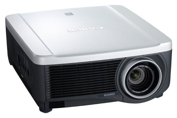 Canon XEED WUX4000 Projector