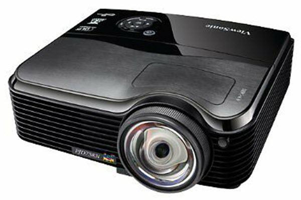 ViewSonic PJD7383 Projector