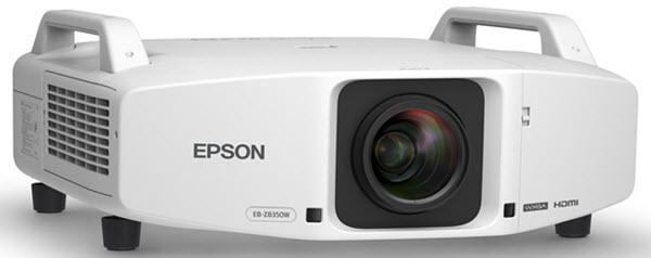 Epson Pro Z8350WNL Projector