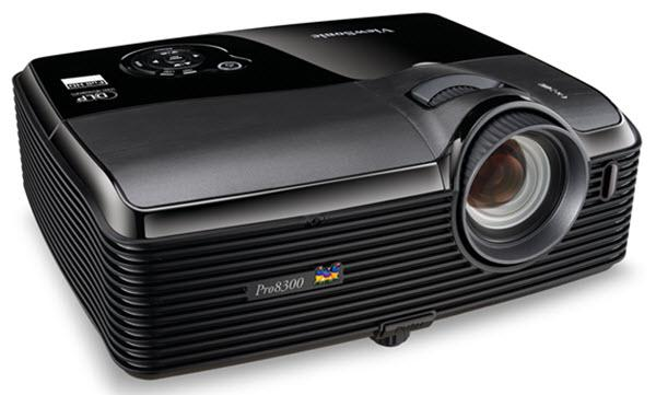 ViewSonic Pro8300 Projector