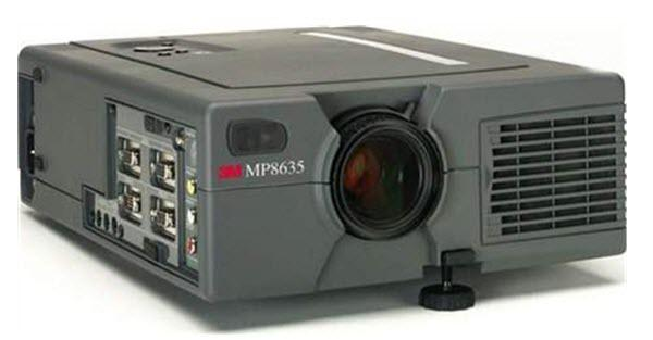 3M MP8635 Projector