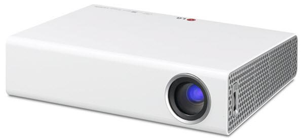 LG PA70G Projector