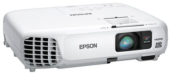 Epson PowerLite Home Cinema 730HD Projector
