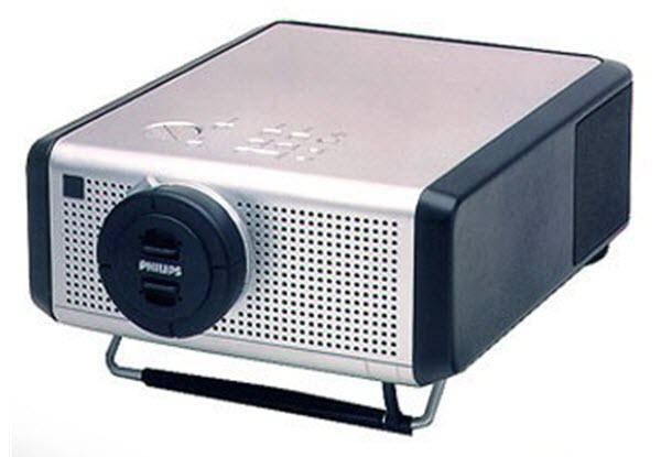 Philips Hopper XG20 Projector