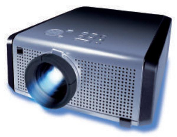 Philips Hopper SV20 Projector