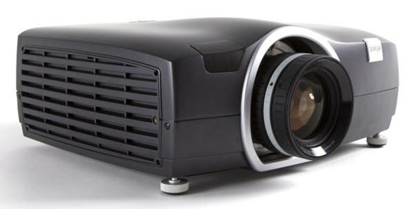 Barco F50 Panorama Projector