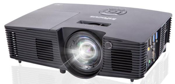 InFocus IN226ST Projector